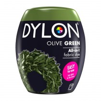 Dylon Fabric Dye Pod - Olive Green - 350g