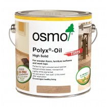 OSMO Polyx Oil Tints - 3072 Amber - 2.5 Litre