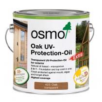 OSMO UV Protection Oil Extra - 425 Oak Transparent - 0.75 Litre