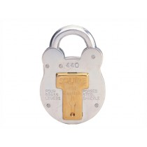 Squire 440 Old English Padlock with Steel Case - 51mm