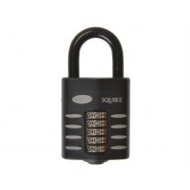 Squire CP60 Push Button Combination Padlock - 60mm