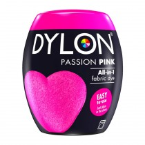 Dylon Fabric Dye Pod - Passion Pink - 350g