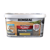 Ronseal Perfect Finish Ultimate Protection Decking Stain - Pine - 2.5L