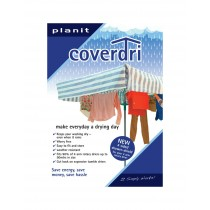 Planit Coverdri 4 Sided Shower-Shield for 4 Arm Rotary Drier
