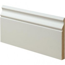 Ogee Skirting - White - 169mm x 18mm x 2.4m