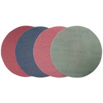"Charnwood (PN8MIX) ProNet 8"" Loop Backed Sanding Disc - Mixed Grit - Pack of 4"
