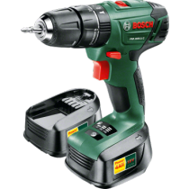 Bosch PSB 1800 LI-2 Lithium-ion Cordless Two-speed Combi Drill
