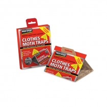Pest Stop (PSCMT) Clothes Moth Trap - Pack of 2