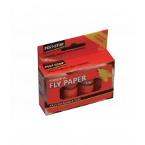 Pest Stop (PSFP) Fly Papers - Pack of 4