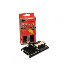 Pest Stop (PSESMT) Easy-Setting Mouse Trap - Metal