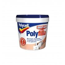Polycell Deep Gap Polyfilla - 1L