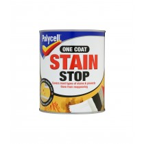 Polycell One Coat Stain Stop - 1L