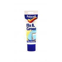 Polycell Fix & Grout Tube - 230ml