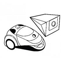 Electrolux Mondo (SDB299) Paper Bags X5+1 Filter