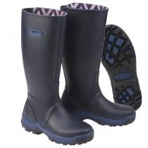 Grubs Rainline Wellington Boots - Navy - Size 7