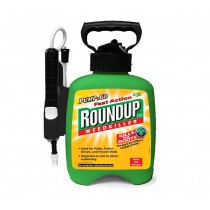 Roundup Fast Action Mini Pump N Go Weedkiller - 2.5L
