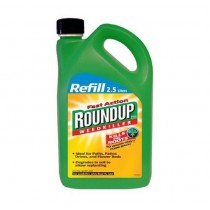 Roundup Fast Action Mini Pump N Go Weedkiller (Refill) - 2.5L