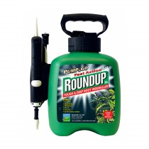 Roundup XL Fast Action Mini Pump N Go Weedkiller - 2.5L