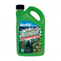 Roundup XL Fast Action Mini Pump N Go Weedkiller (Refill) - 2.5L