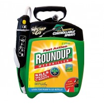 Roundup Pump \'n Go Fast Action Formula - 5 Litres