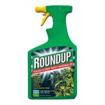 Roundup XL Tough and Deep Root Weedkiller - 1 Litre