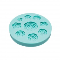 Kitchen Craft Sweetly Does It Silicone Roses Fondant Mould