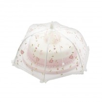 Kitchen Craft Sweetly Does It Vintage Rose Umbrella Cake Cover - 35cm