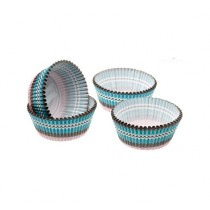 Kitchen Craft Sweetly Does It Circle Design Mini Cake Cases - Pack of 80