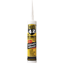 Hilton Banks HB42 Ultimate Sealant & Adhesive - Grey