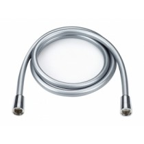 Blue Canyon SH-H22 Silver PVC Shower Hose - 1.5M