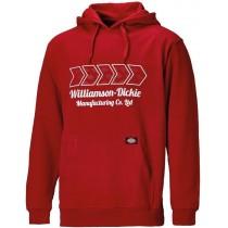 Dickies Arkley Hoodie (SH11600) Red - L