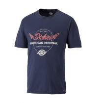 Dickies Lyndon T-Shirt (SH5023) Navy Blue - Medium