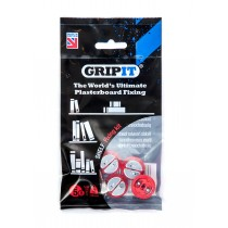 GripIt GSHELFKIT Plasterboard Fixing Shelf Kit - 5pc