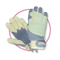 Treadsone Clip Shock Absorber Ladies Gloves - M