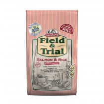 Skinner\'s Field and Trial Salmon and Rice 2.5kg
