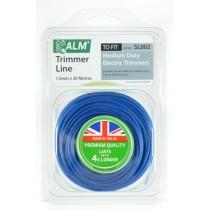ALM SL002 Medium Duty Electric Trimmer Line - 1.5mm x 30m