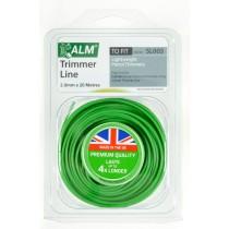 ALM SL003 Lightweight Petrol Trimmer Line -  2.0mm x 20m