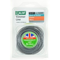 ALM SL009 Lower Noise Trimmer Line - 1.5mm x 25m
