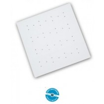Blue Canyon SM310 Anti-Bacterial Rubber Shower Mat - White