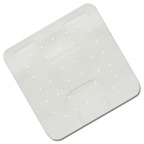 Blue Canyon SM6938WH Softee Shower Mat - White