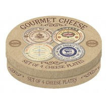 Creative Tops Gourmet Cheese Plates - Set of 4