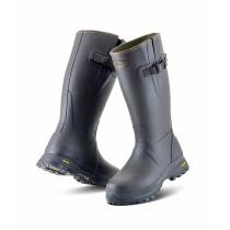 Grubs Speyline 3.0 Wellington boots - Mahogany - Size 10