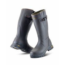 Grubs Speyline 3.0 Wellington boots - Mahogany - Size 11