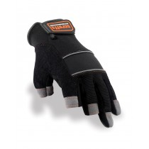 Scruffs Max Performance Precision Gloves (T50877) Black/Grey - Size 10