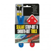 Everbuild Sealant Strip Out & Smooth Out Tool - Twin Pack