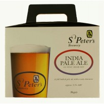St Peters IPA Beer Making Kit - 32 Pints