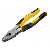 Stanley (STHT0-74367) Control Grip Combination Pliers - 200mm (8in)