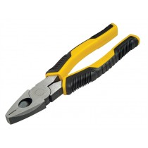 Stanley (STHT0-74454) Control Grip Combination Plier - 180mm (7in)