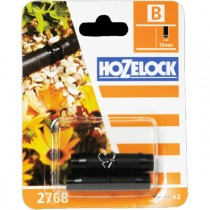 Hozelock 2768 Straight Connector - 13mm
