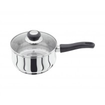Judge Vista Saucepan (16cm) Stainless Steel
